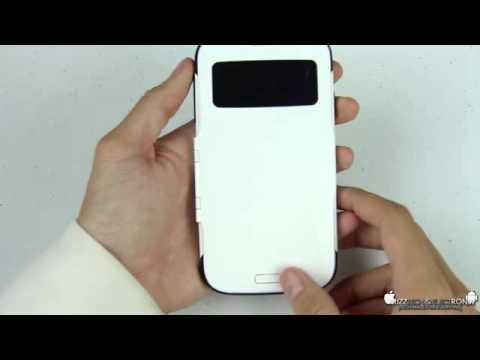 Case SGP Spigen Slim Armor View para Samsung Galaxy S4