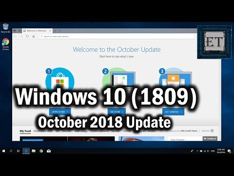 Windows 10 October 2018 Update [1809]: How To Upgrade and More Tips