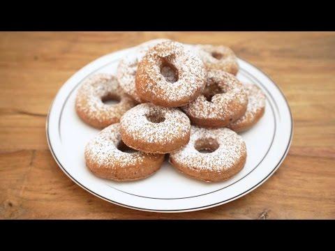 Ube Doughnuts