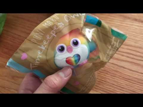 CUTEST SQUISHY EVER! Modes4u Squishy Package And More