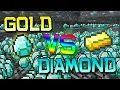Minecraft: GOLD vs DIAMOND Parkour!
