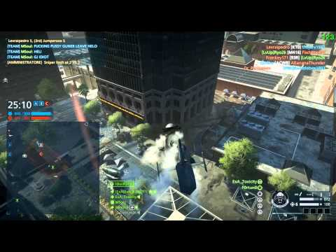 Battlefield Hardline - Elicottero radiocomandato per uccidere
