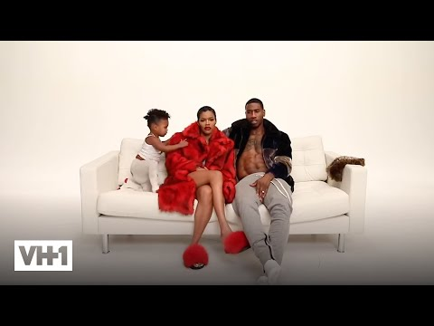 Xxx Mp4 Iman Shumpert On Falling In Love W Teyana Taylor Teyana Amp Iman VH1 3gp Sex
