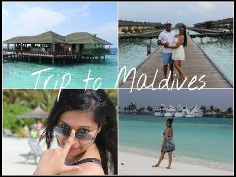 Trip to Maldives | Paradise Island Spa and Resort | Maldives Vlog | Minsha Kapoor