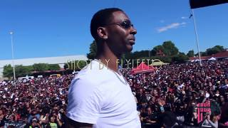 """Young Dolph """"100 Shots"""" live [ Shot By Flyleeto ]"""