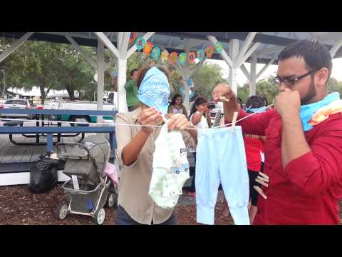Baby shower at Ballast Point Park. Florida(1)