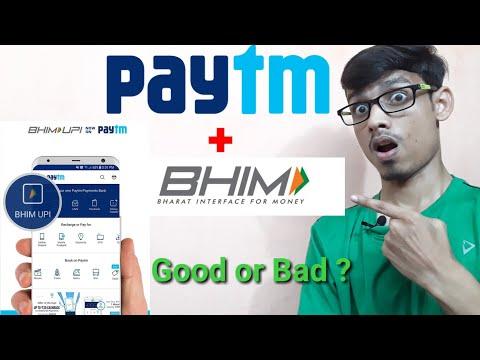 Paytm new update😎 | BHIM now on Paytm