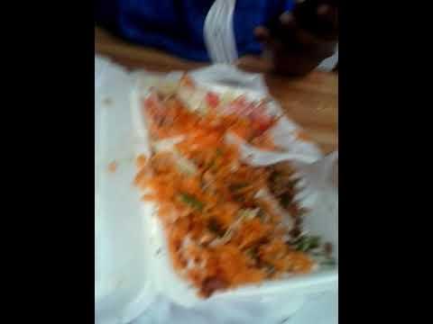 With my bestfrannds at Kennedy fried chicken we got icecream