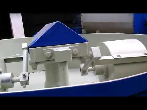 Manually Hydraulics paver block and fly ash bricks making plant