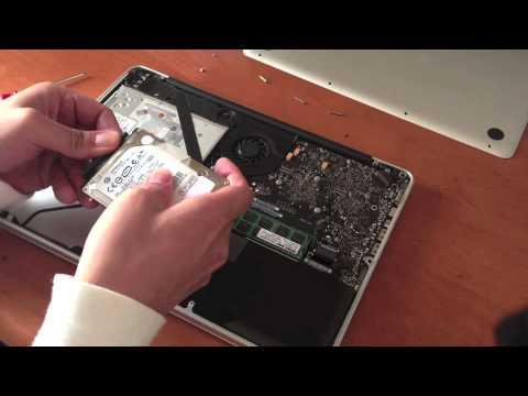 MacBook Pro(Early 2011)にSSDを取り付けよう!