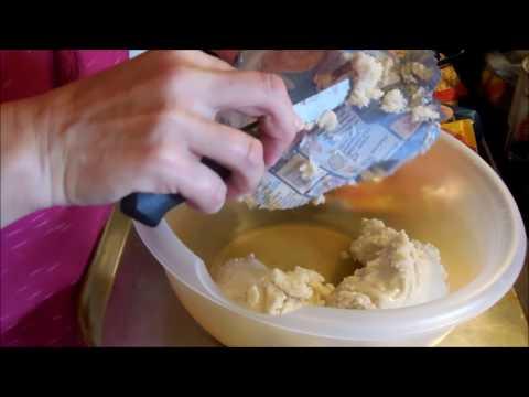 Pillsbury Sugar Cookies with Nestles Pumpkin Spice Chips