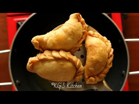 4 तरीके से घर पर गुजिया बनाये|Thandai Mawa Gujiya|ठंडाई मावा गुजिया|Holi Special Recipe|KG'S Kitchen