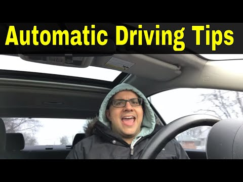 10 Tips For Driving An Automatic Car