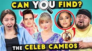 Download 50 Celeb Cameos In Music You Won't Believe You Missed Video