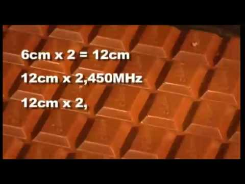 Cosmic chocolate - Tricks,illusions,maths or science? (3/9)