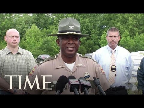 Suspect In Ambush Killing Of Tennessee Deputy Captured After 2-Day Manhunt | TIME