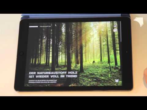 Publish your magazine as an app!