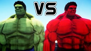 Iron Man Vs The Hulk ไอรอนแมน ปะทะ ยักษ์เขียว - Grand Theft