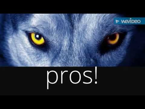 pros and cons of being a werewolf