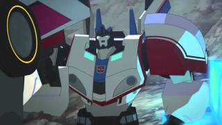 Transformers Robots In Disguise Jazz And Sideswipe Vs Ped (round 1)