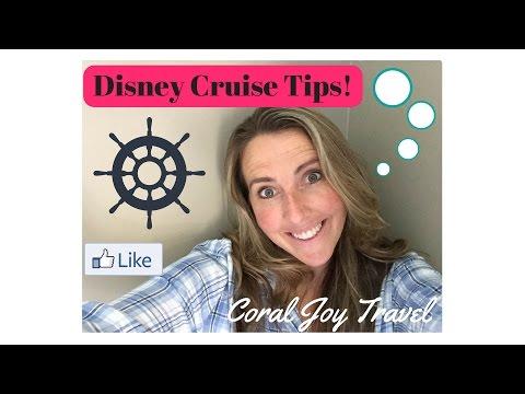 Disney Cruise Line Hacks, Tips, Tricks