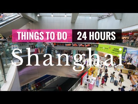 7 THINGS TO DO IN SHANGHAI | 20 HOUR LAYOVER | Shanghai China