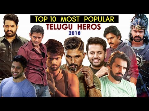 Xxx Mp4 Top 10 Most Popular Telugu Actors 2019 3gp Sex