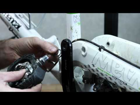How to Change Bicycle Pedals