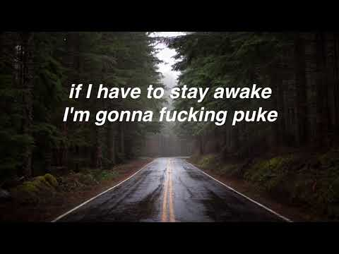 Frank Iero andthe patience - No Fun Club (lyrics)