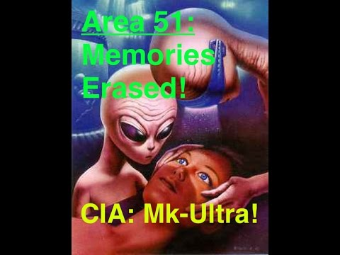 Area 51 Aliens- Disturbing Evidence Employees Get CIA Mk-Ultra Mind Control Memory Suppression