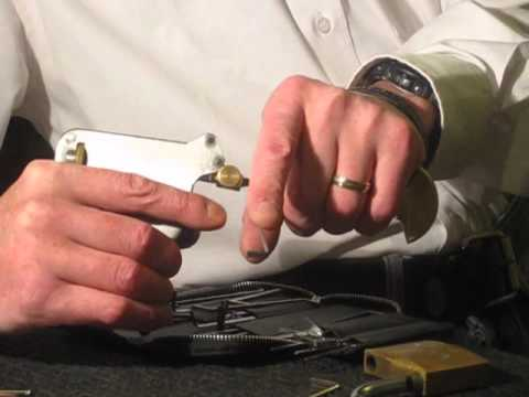Pick Gun On ERA 6 Pin Cylinder And 50mm PAPIAZ CR50 TUTORIAL.. (Hints And Tips)