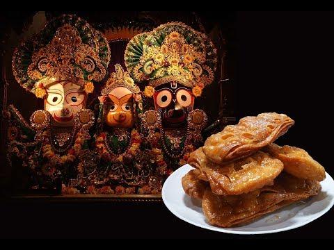 Khaja | Pheni ( Ratha Yatra Special | Jagannath Mahaprasad ) - Chef Lall's Kitchen