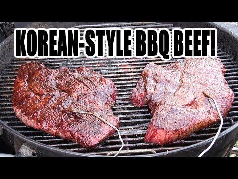 Korean-Style BBQ Beef Recipe!