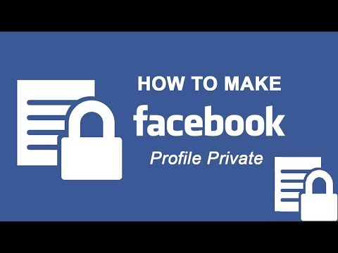 how to private your facebook account on android phone 2017
