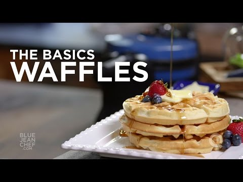 How to Make Homemade Waffles - The Basics on QVC