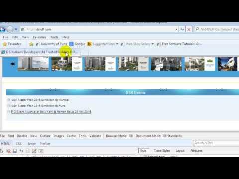 How to reset internet explorer 8 settings