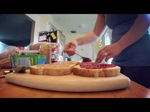 Speed Food Prep || Freezer Sandwiches