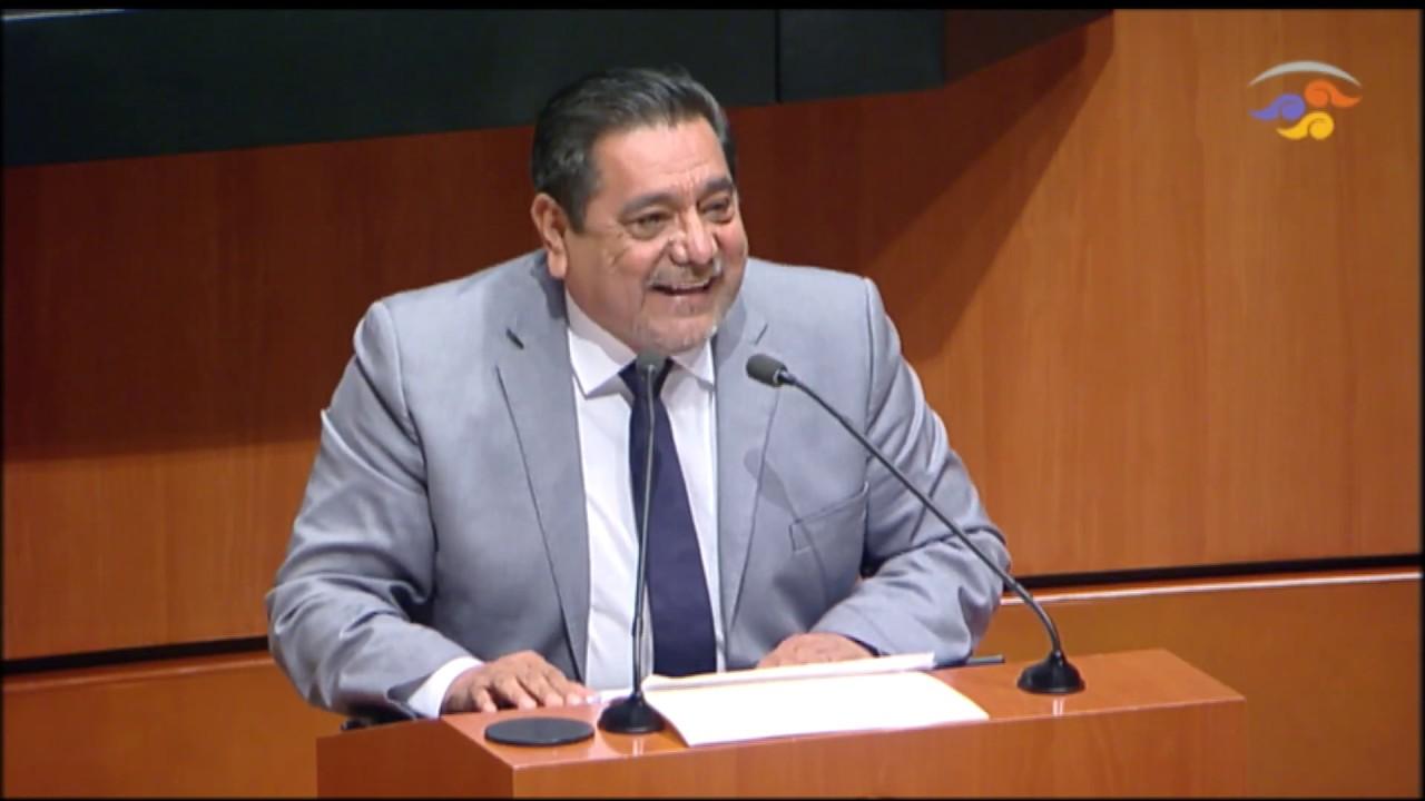 Sen. Salgado (Morena): Paco Ignacio Taibo II es mexicano naturalizado y tiene todos los derechos