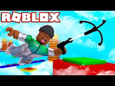 ROBLOX GRAPPLE HOOK OBBY