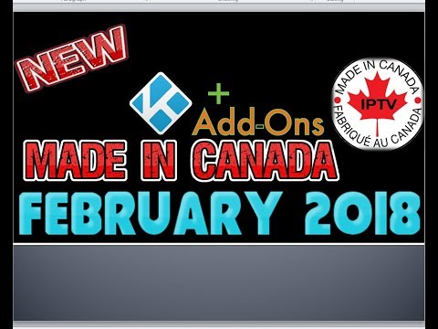 MADE IN CANADA Add On | How to Install Made In Canada on Kodi 2018