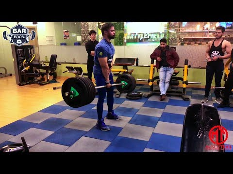 THAT GUY IN THE GYM WHO NEVER FAILS TO SHOW OFF| BAR BROS | UJJWAL YADAV