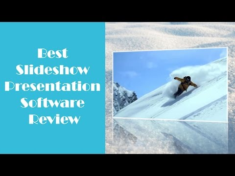 Best Slideshow Presentation Software Review - 2017