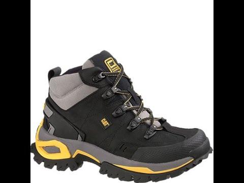P89715 Caterpillar Men's Interface Safety Boots - Black