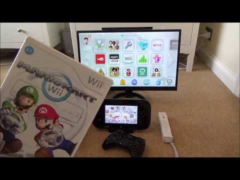 What Happens When you play a Wii game on the Nintendo Wii U
