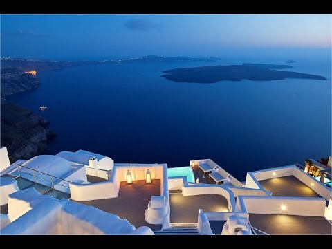 Santorini Luxury Lifestyle - Feel the Heat of Romance