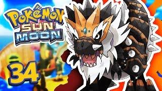 Pokemon Sun and Moon - NEW ISLAND RARE POKEMON! Episode 34