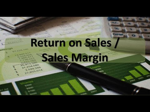 Financial Accounting: Return on Sales