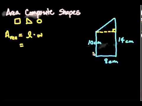 Area Composite Shape