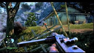 Let's Play - Far Cry 4 (It Wouldn't Be Guarded He Said) Part 2