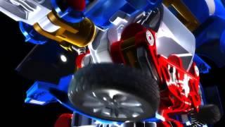 [손오공] 헬로카봇 3화: 카봇은 내친구